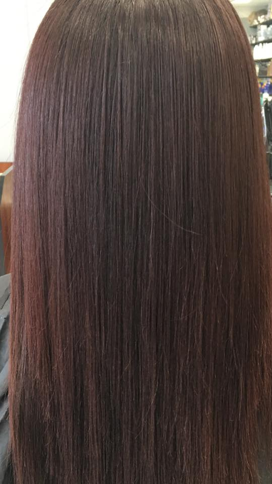 Keratin Hair Treatment Teddy Rose Hair Salon Day Spa Hair