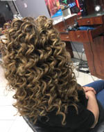 Wild Waves at Teddy Rose Salon in Skokie IL